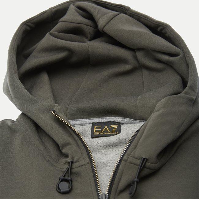 PJ4EZ Zip Sweatshirt