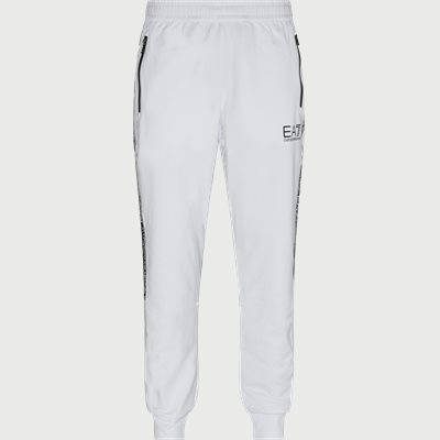 Regular | Trousers | White