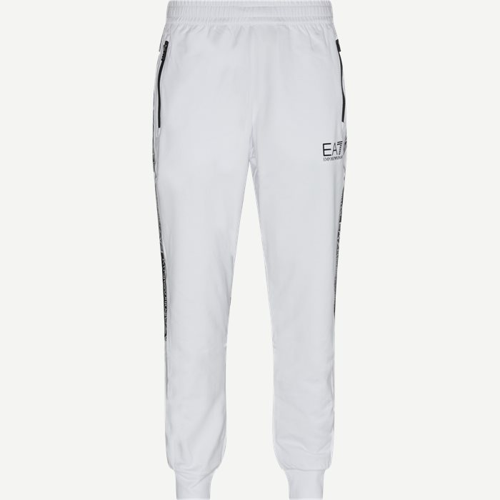 Hosen - Regular - Weiß