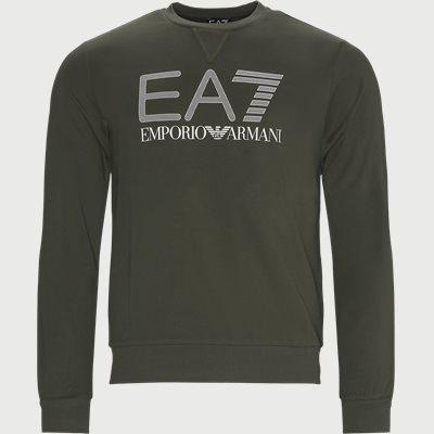 PJ05Z Logo Crewneck Sweatshirt Regular fit | PJ05Z Logo Crewneck Sweatshirt | Army