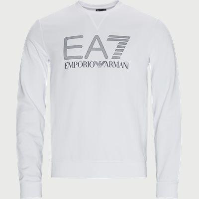 PJ05Z Logo Crewneck Sweatshirt Regular | PJ05Z Logo Crewneck Sweatshirt | Vit