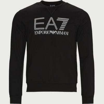 PJ05Z Logo Crewneck Sweatshirt Regular | PJ05Z Logo Crewneck Sweatshirt | Svart