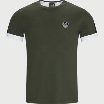 Pj4mz Logo T-shirt Regular | Pj4mz Logo T-shirt | Army