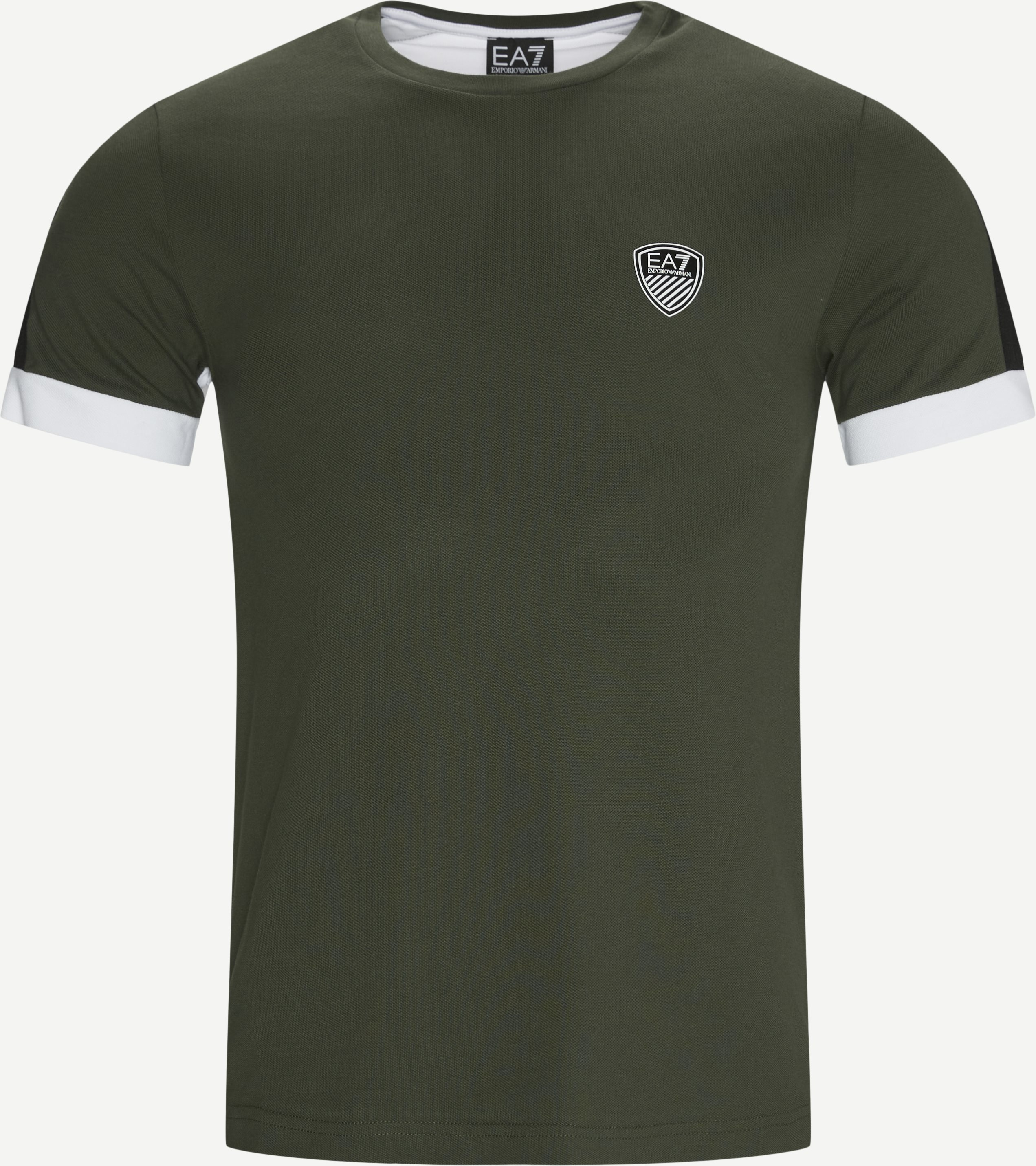 Pj4mz Logo T-shirt - T-shirts - Regular - Army