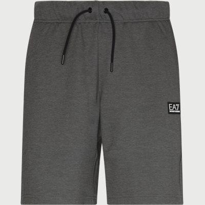 Regular | Shorts | Grey