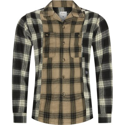 Collide Flannel Skjorte Loose | Collide Flannel Skjorte | Multi