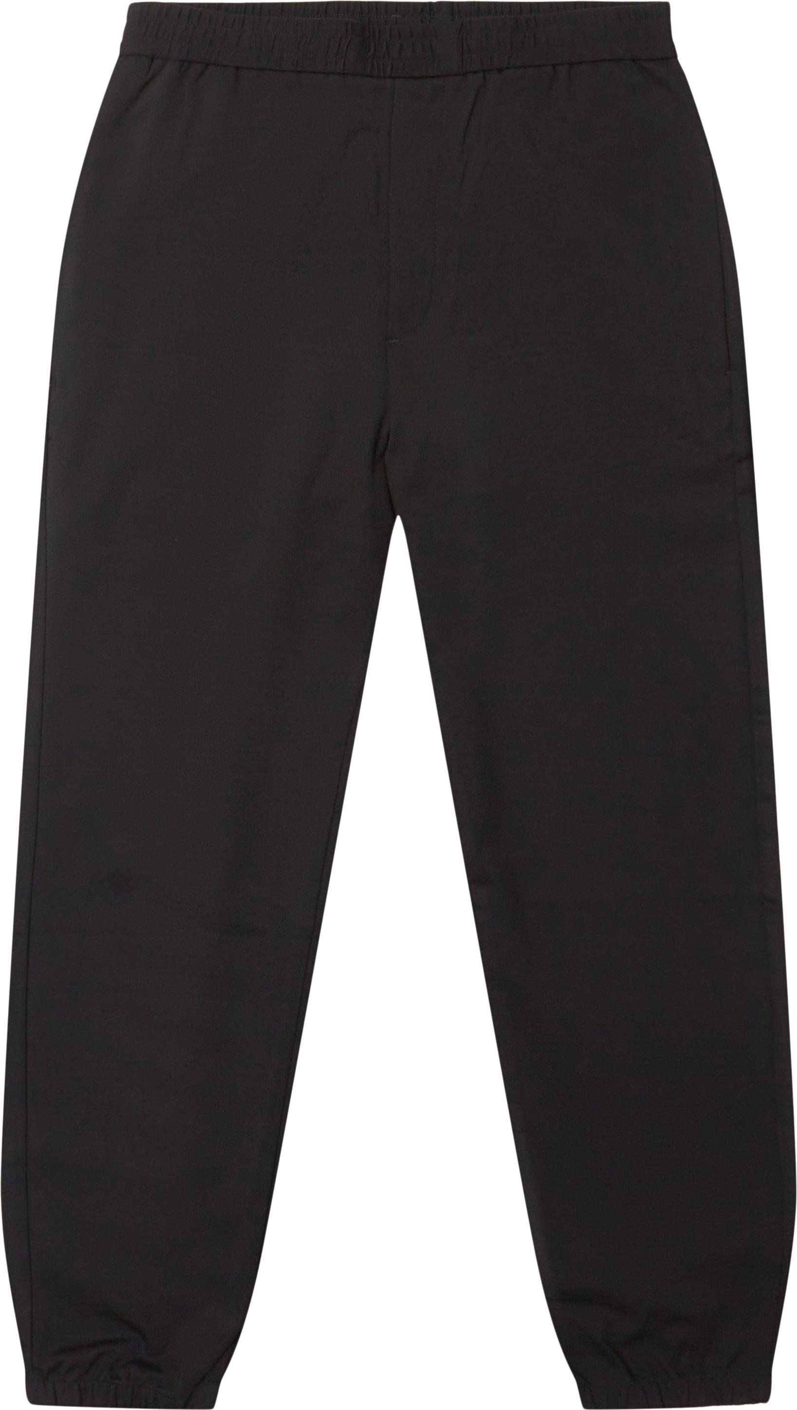 Chaplin Trackpants - Bukser - Regular fit - Sort
