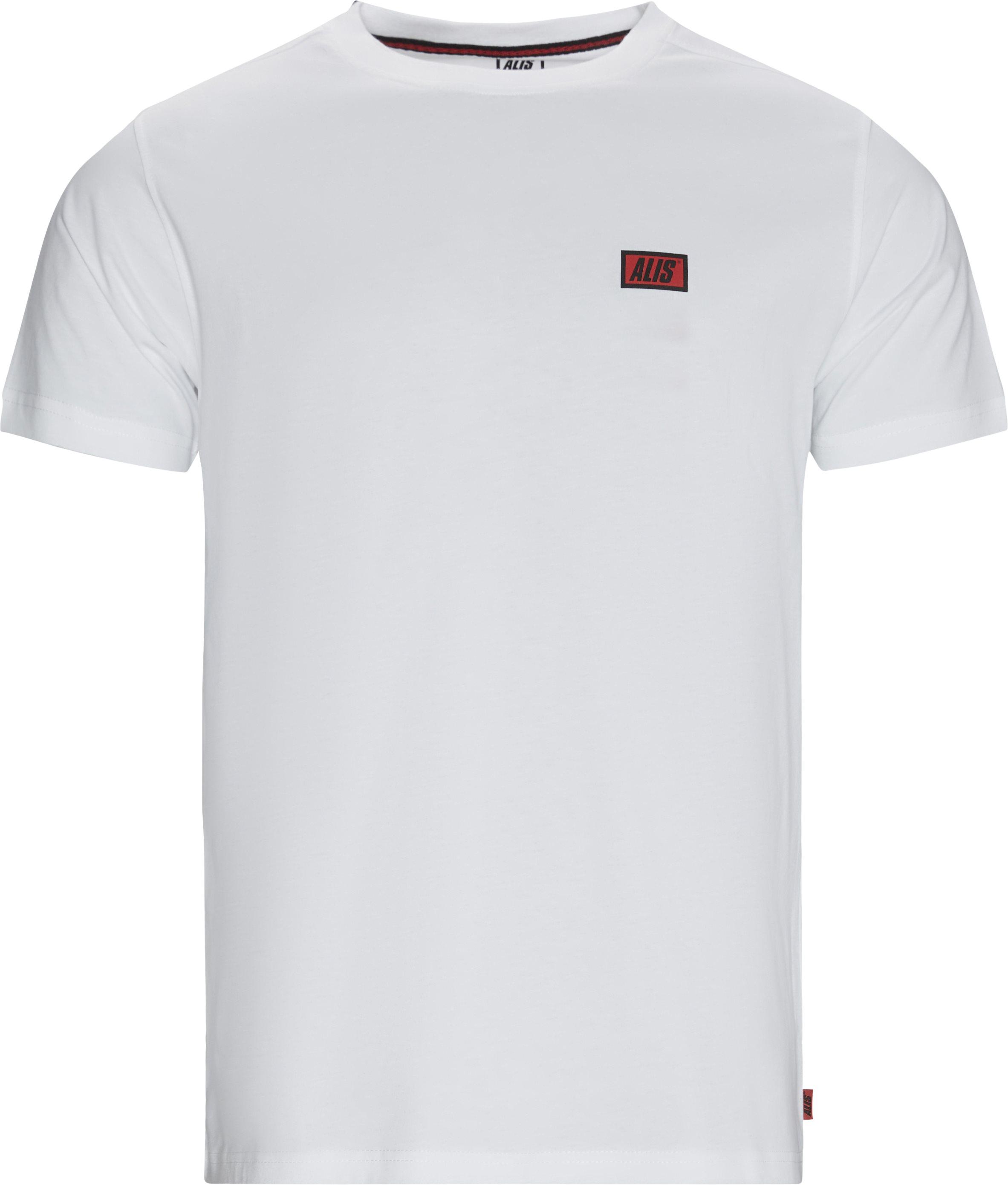 Am3001 Tee - T-shirts - Regular - Vit