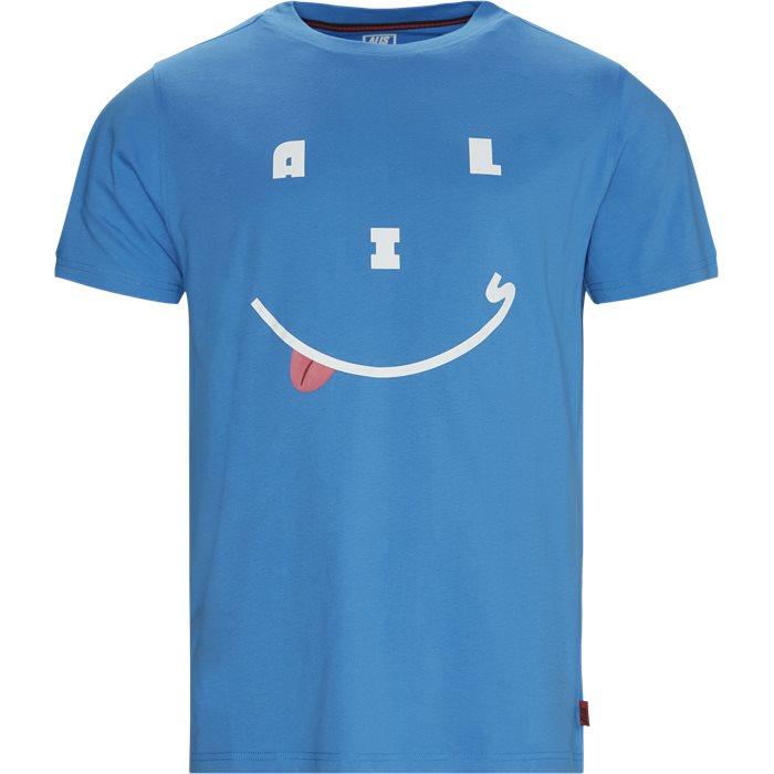 T-shirts - Blå