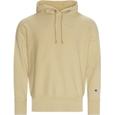 G D Hood Sweatshirt Regular fit | G D Hood Sweatshirt | Sand