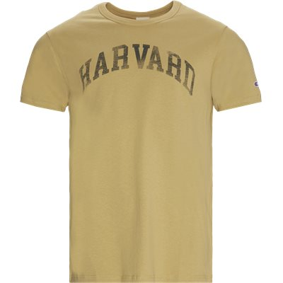 Harvard Tee Regular fit | Harvard Tee | Sand