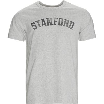Stanford Tee Regular fit | Stanford Tee | Grå