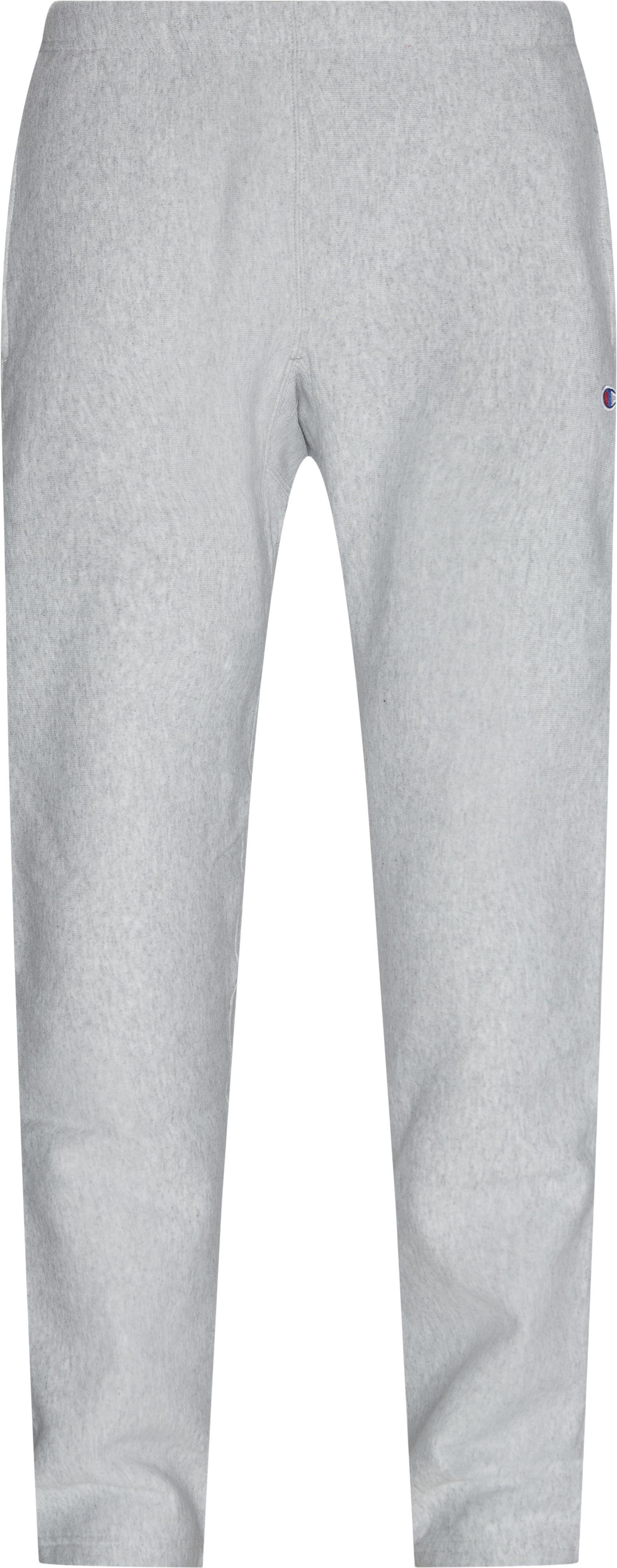 Champion Sweatpants - Bukser - Regular fit - Grå