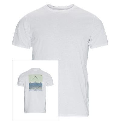 High Dune Tee Regular | High Dune Tee | Hvid
