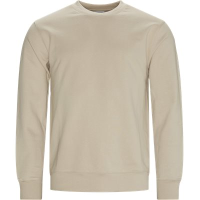 Derib Sweatshirt Regular fit | Derib Sweatshirt | Sand