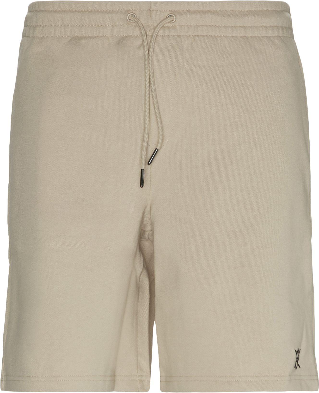 Eshort Shorts - Shorts - Regular fit - Sand
