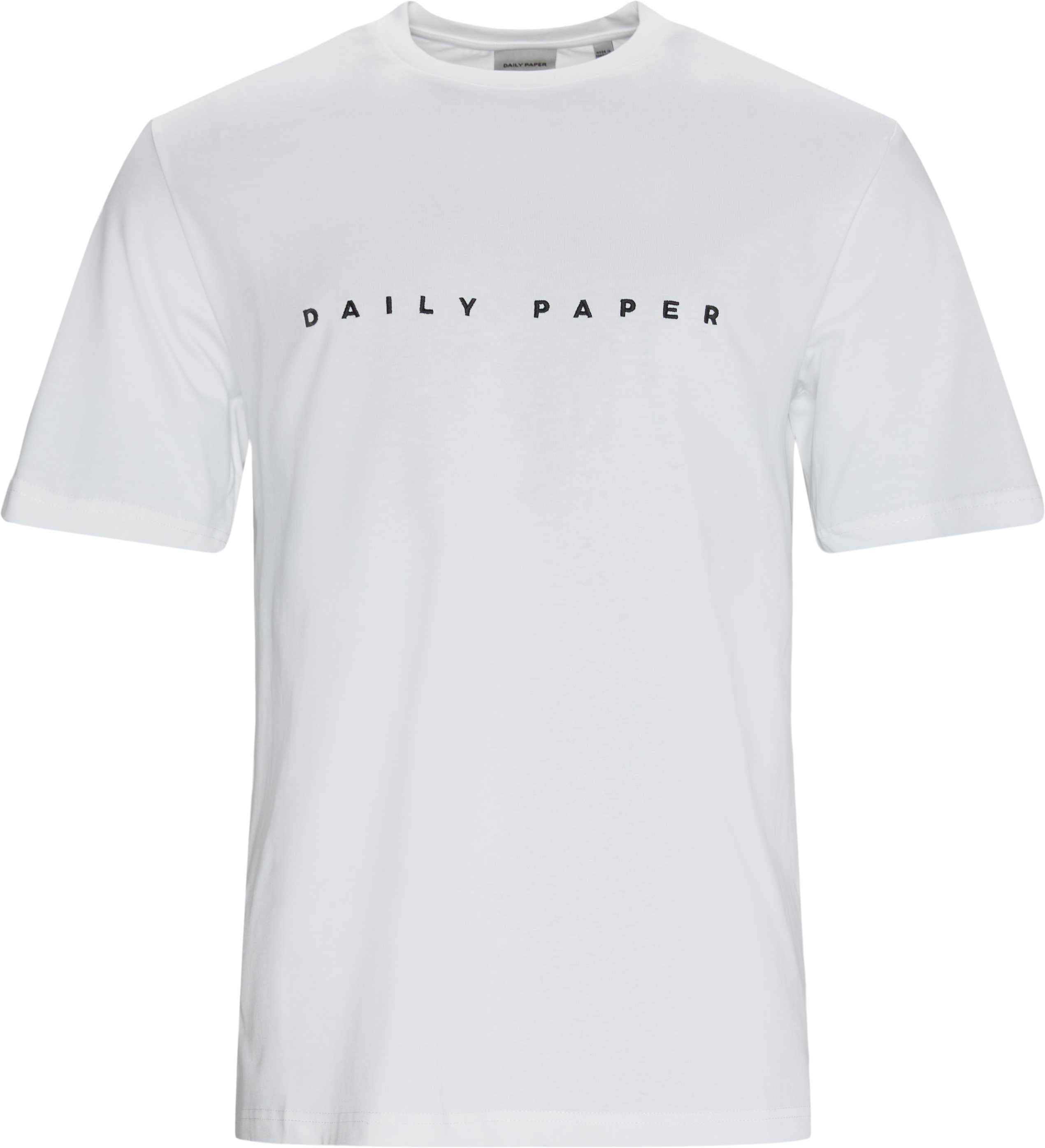 Alias Tee - T-shirts - Regular - Vit