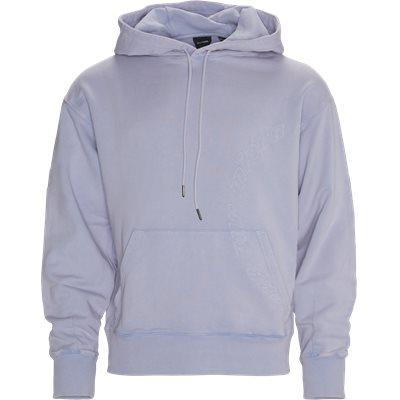 Kalcid Sweatshirt Regular fit | Kalcid Sweatshirt | Lilla