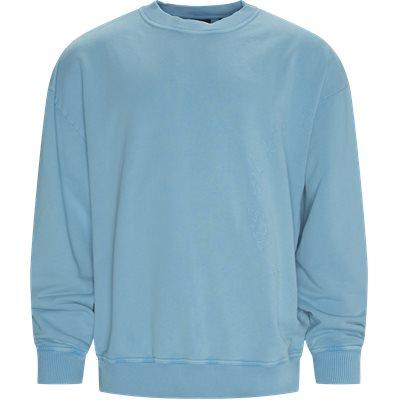 Kerspla Sweatshirt Regular fit | Kerspla Sweatshirt | Blå