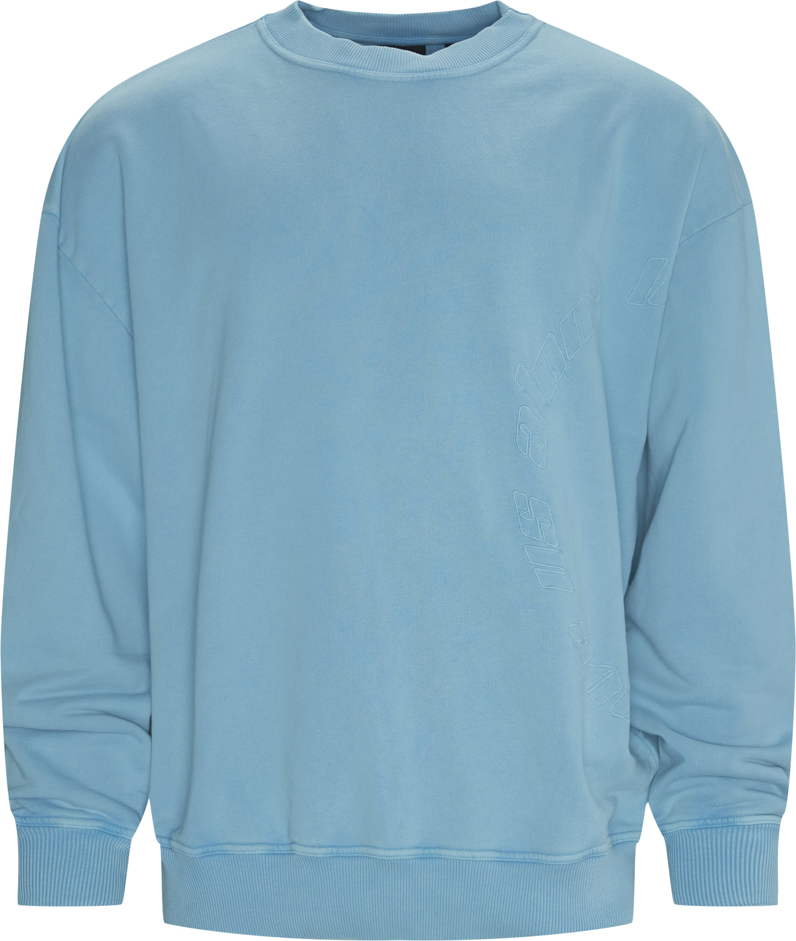 Kerspla Sweatshirt - Sweatshirts - Regular fit - Blå