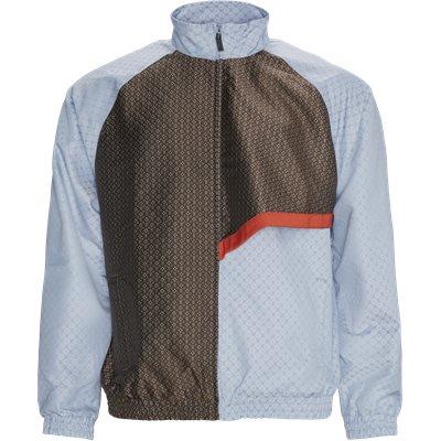 Kasah Trackjacket Regular fit | Kasah Trackjacket | Blå