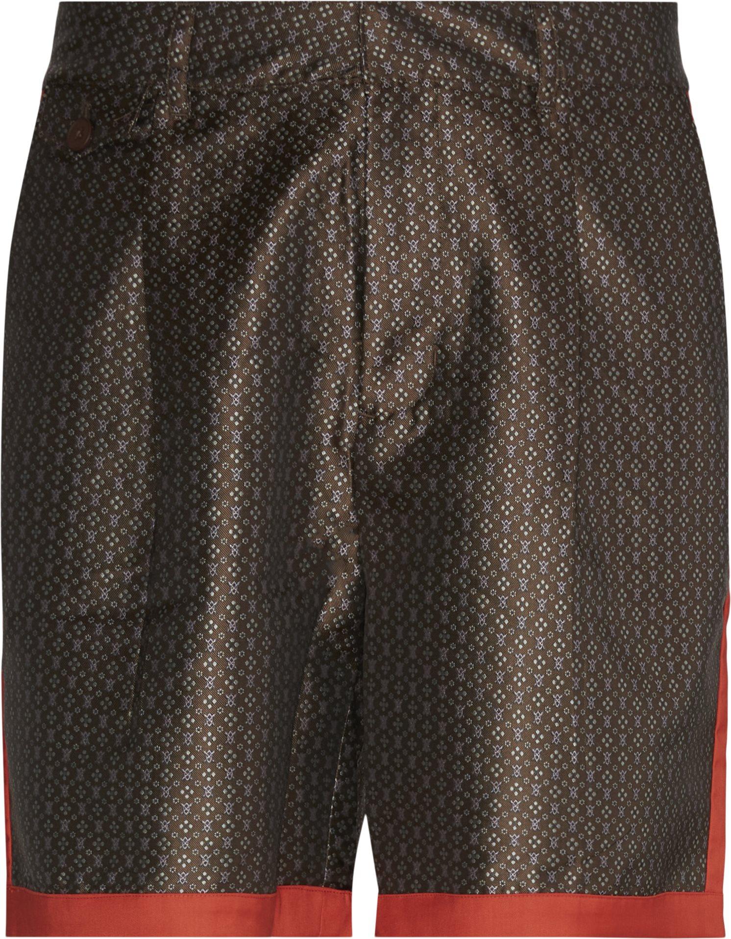 Kenton Shorts - Shorts - Regular fit - Brun