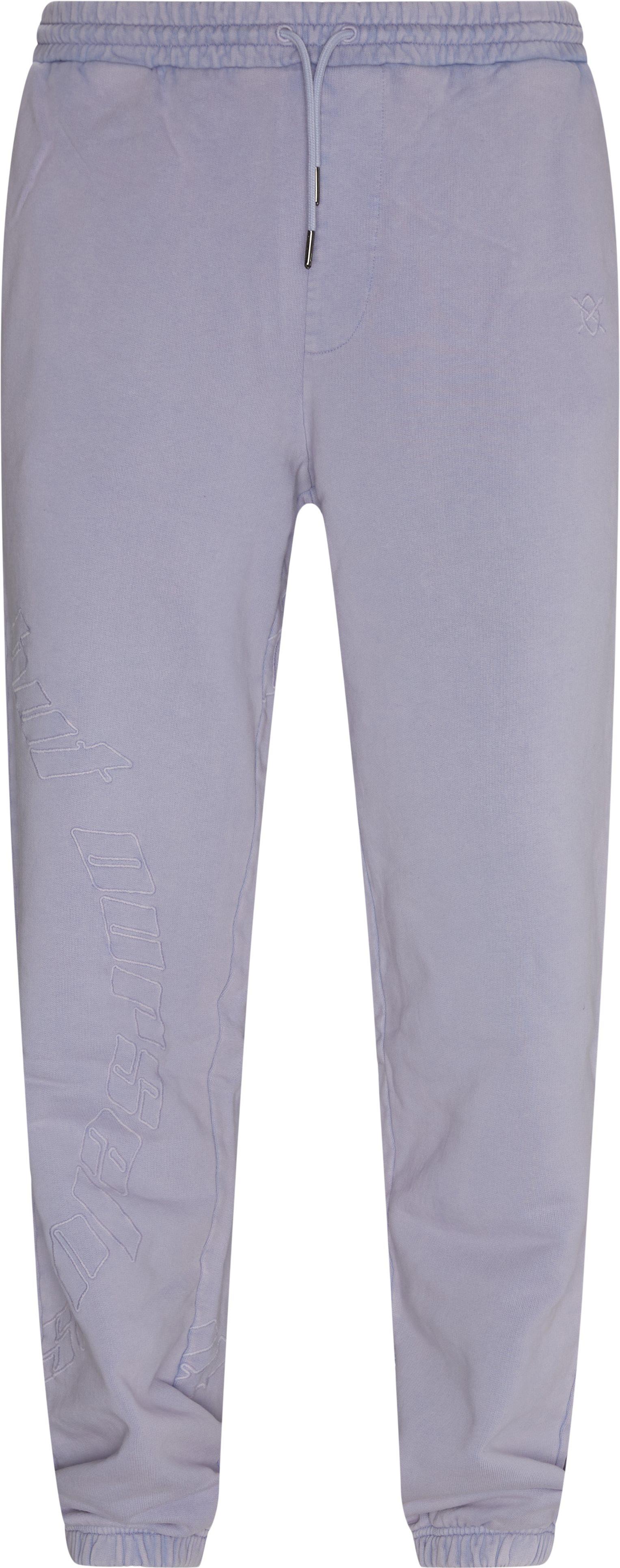 Kacid Pants - Bukser - Regular fit - Lilla