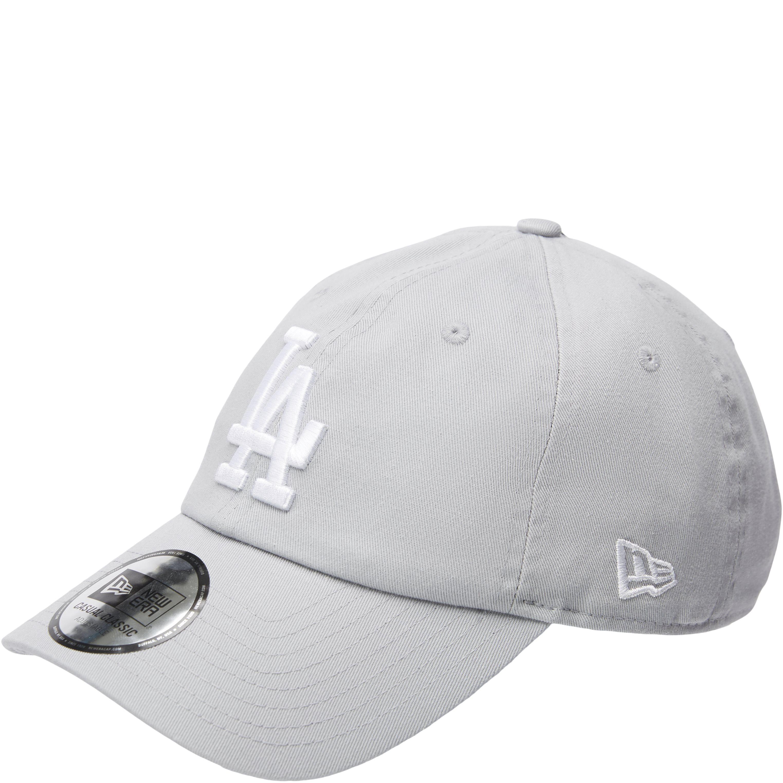 Dodgers Strapback Cap - Caps - Grå