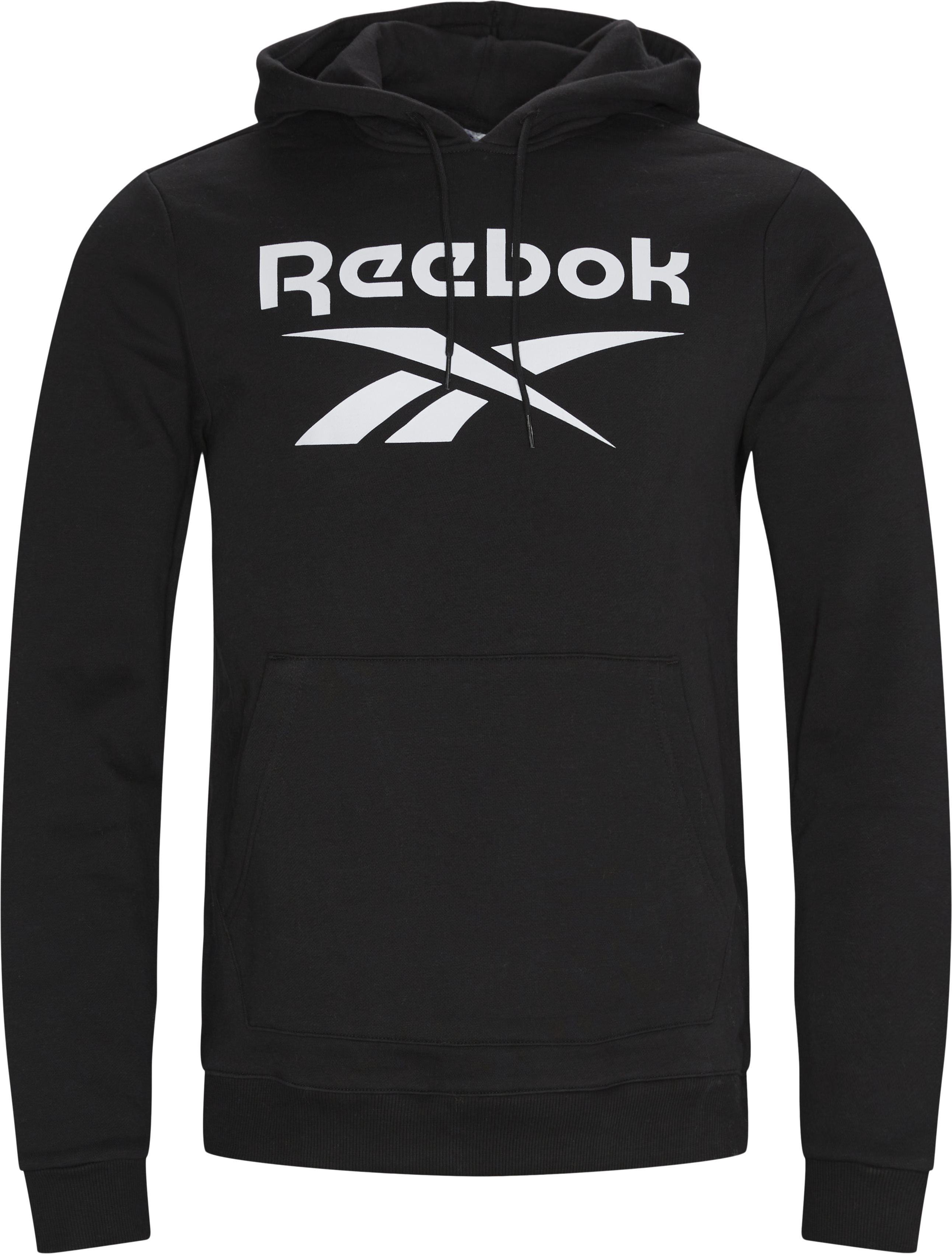 FLC OTH BL Hoodie - Sweatshirts - Regular - Sort