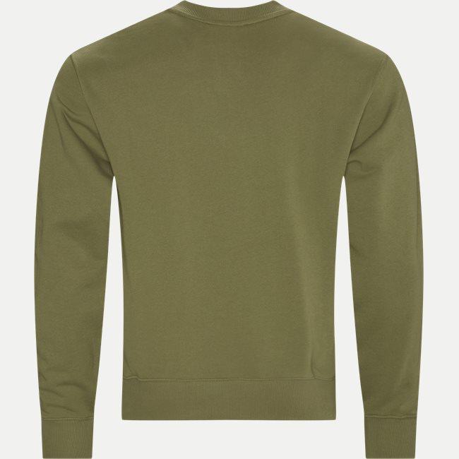 Logo Plast Crewneck Sweatshirt