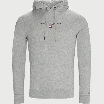Essential Hooded Sweatshirt Regular fit | Essential Hooded Sweatshirt | Grå
