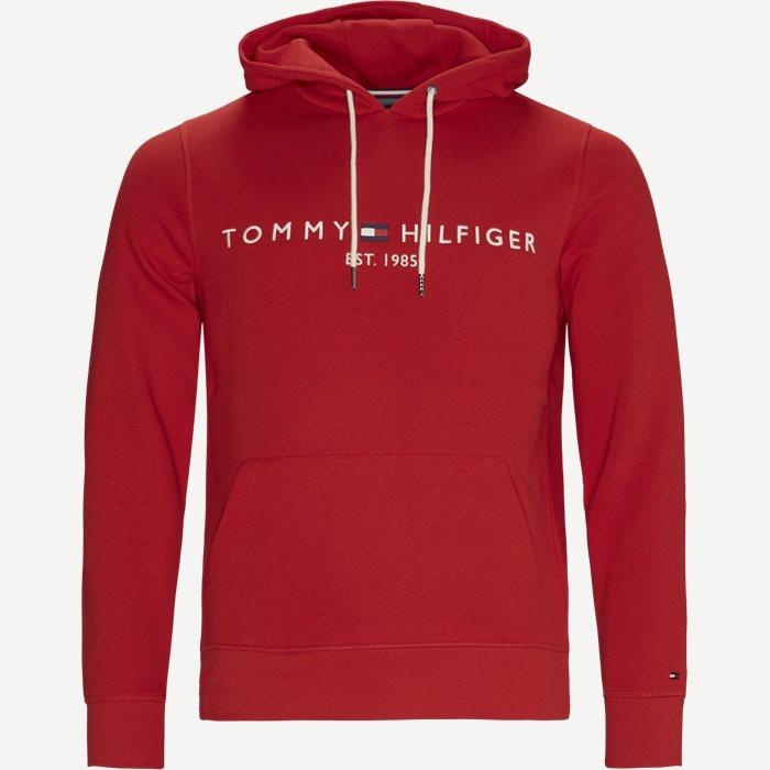 Sweatshirts - Rød