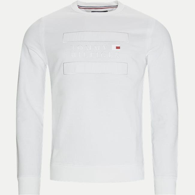 Applique Crewneck Sweatshirt