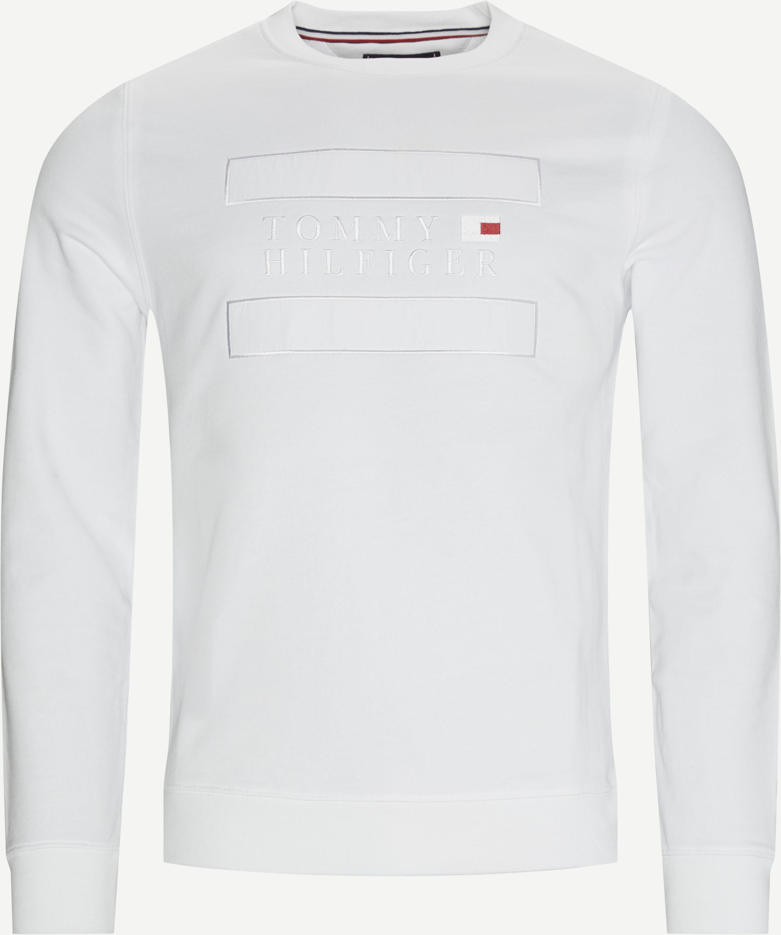 Sweatshirts - Weiß