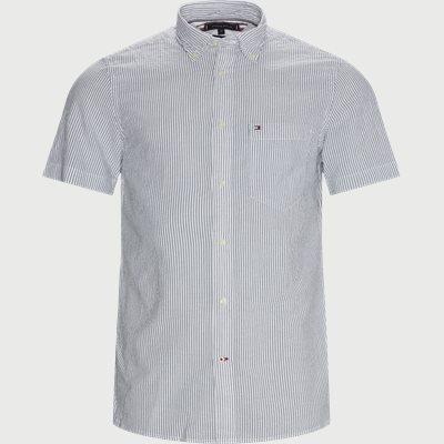 Classic Seersucker K/Æ Skjorte Regular fit | Classic Seersucker K/Æ Skjorte | Multi