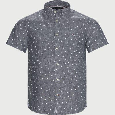 Kortærmede skjorter | Blå