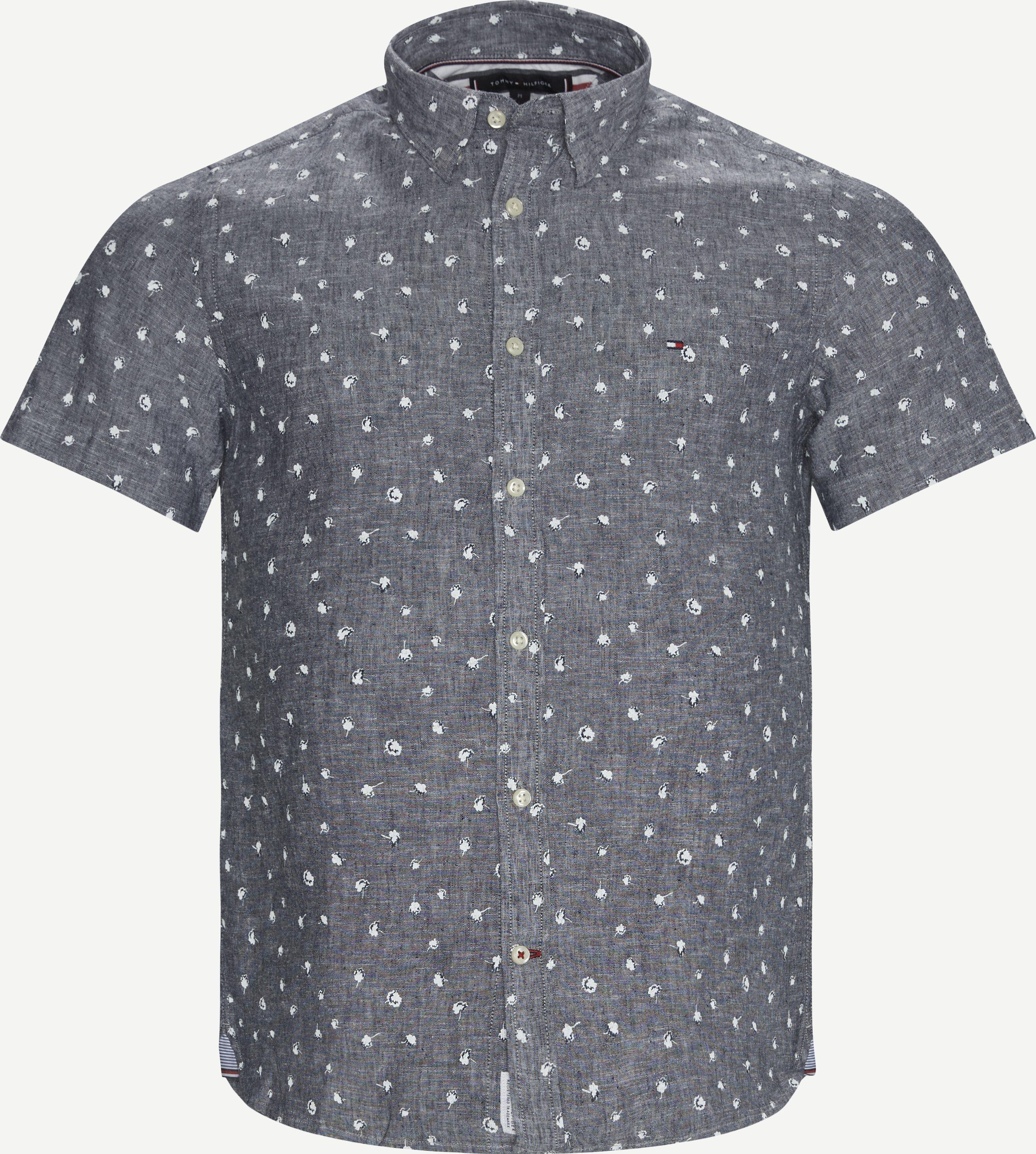 Short-sleeved shirts - Blue