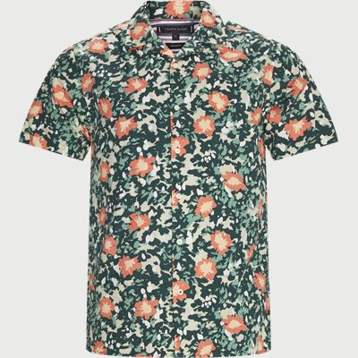 Short-sleeved shirts | Multi