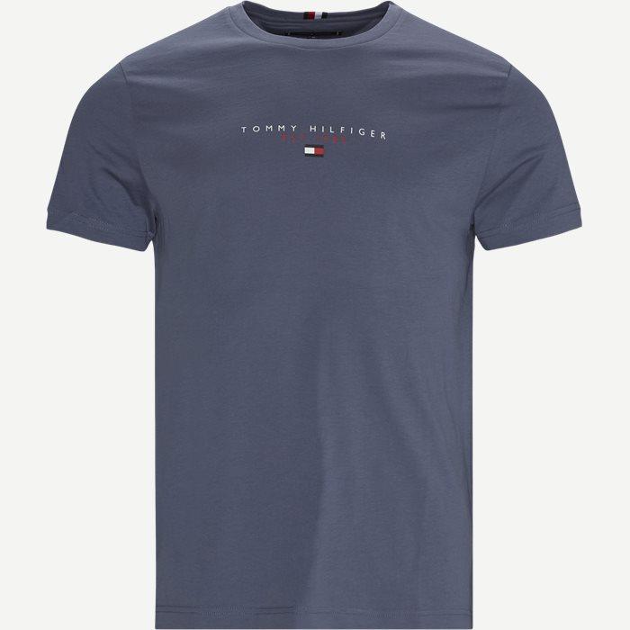 Essential T-shirt - T-shirts - Regular - Denim