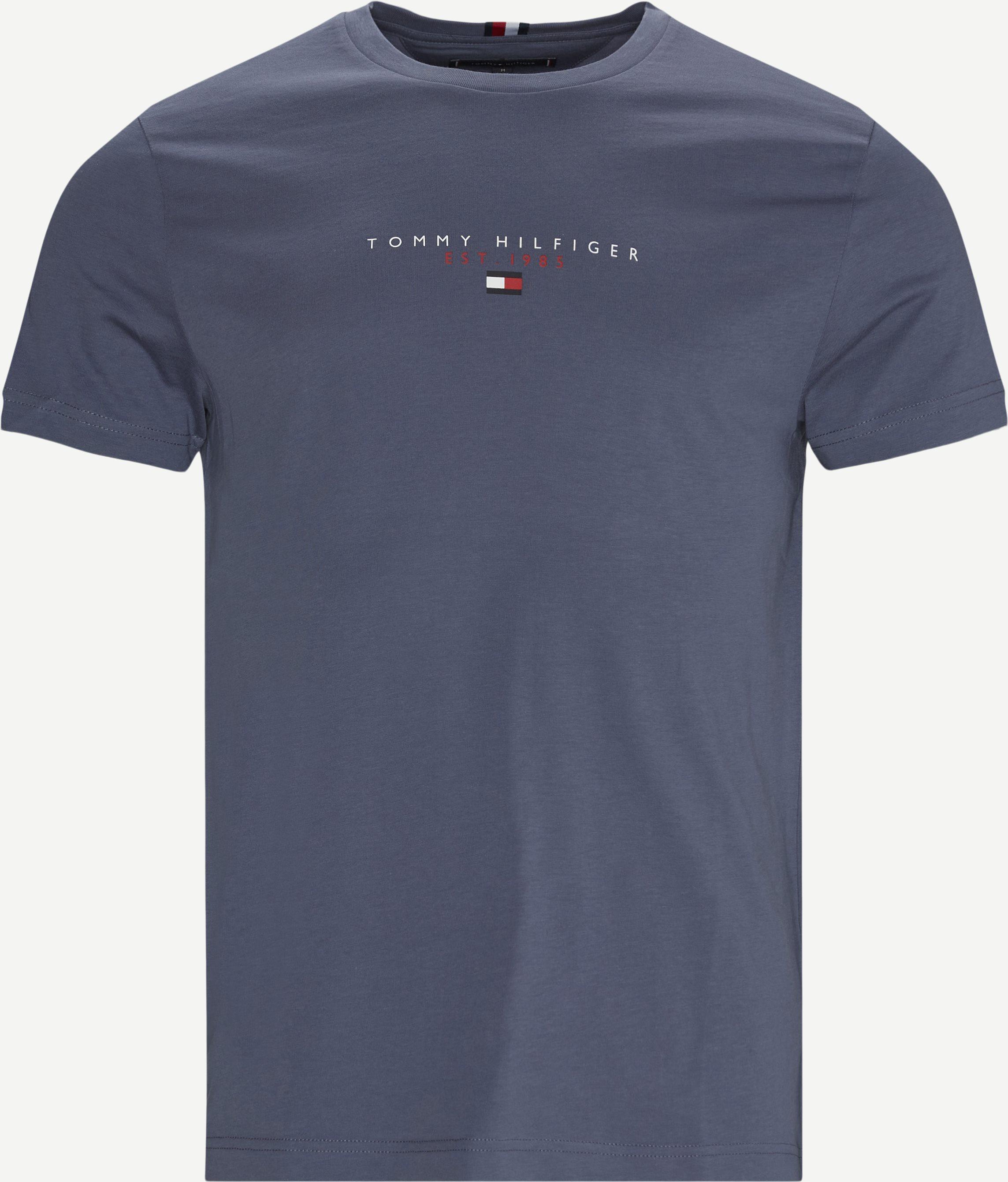 Essential T-shirt - T-shirts - Regular fit - Denim