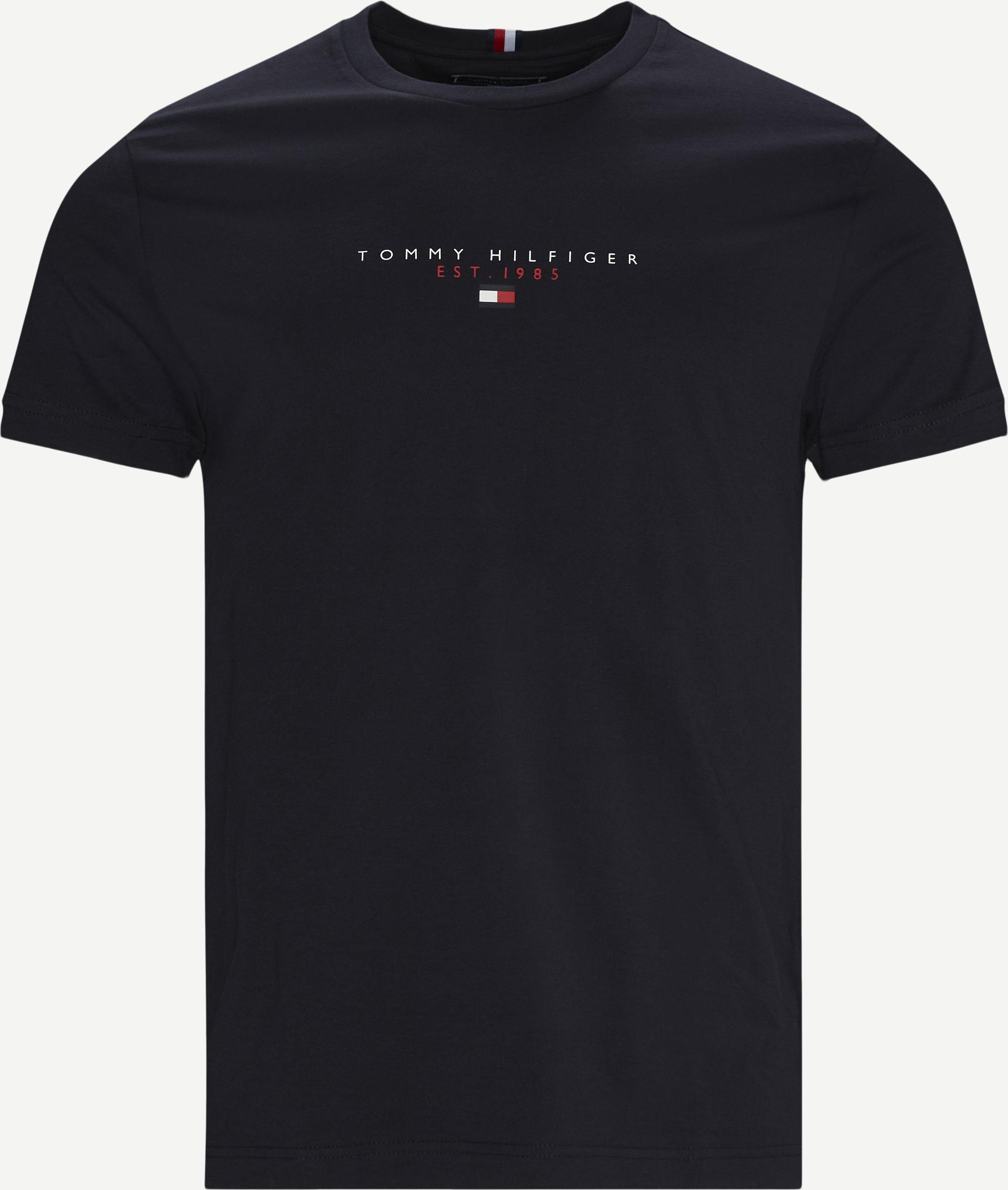 Essential T-shirt - T-shirts - Regular fit - Blå