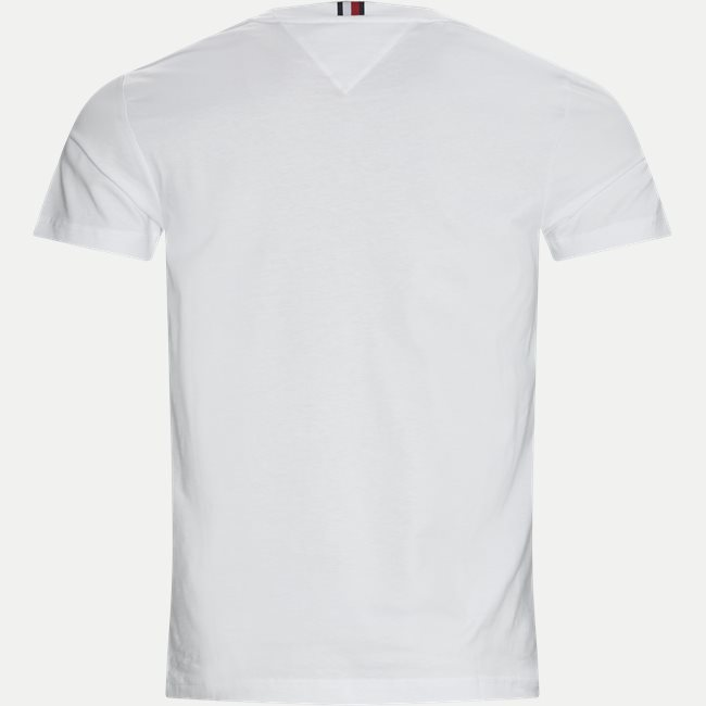 Stacked Tommy Flag T-shirt
