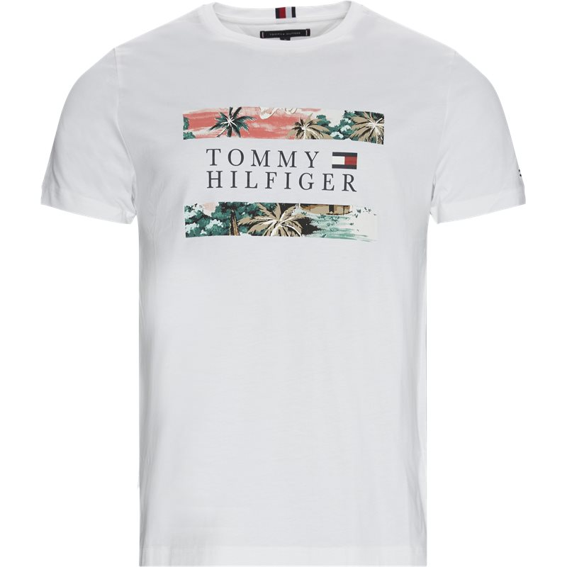Tommy Hilfiger - 17685 HAWAIIAN FLAG TEE T-shirts