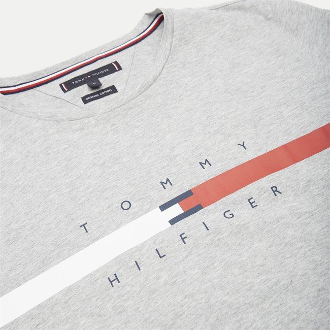 Global Stripe Chest T-shirt