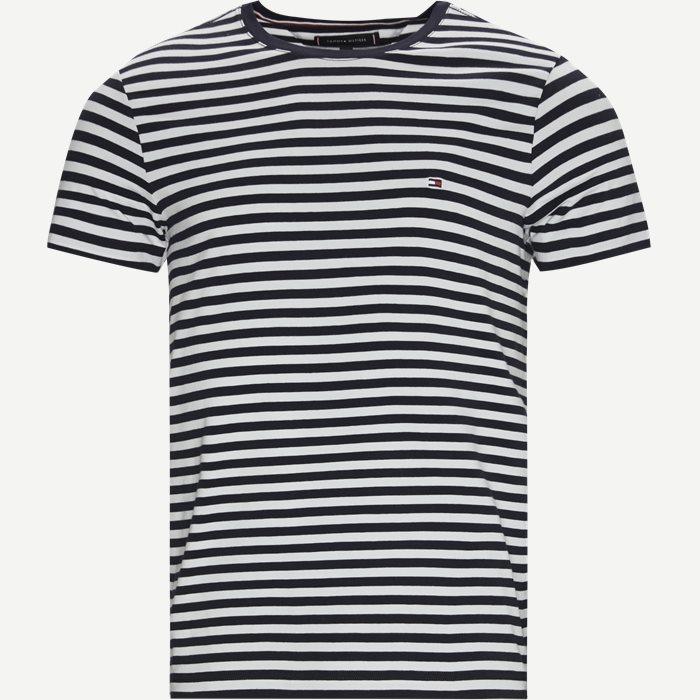 Stretch T-shirt - T-shirts - Slim - Multi