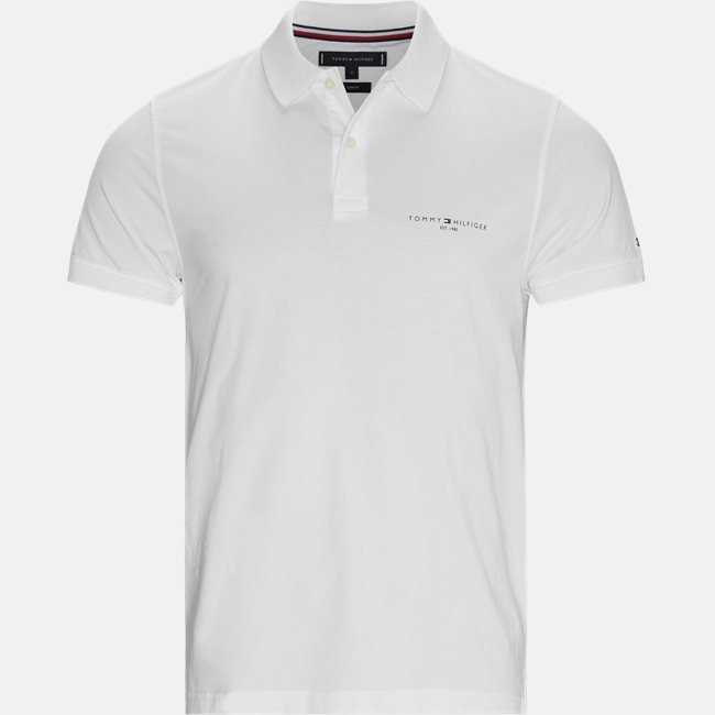 Clean Jersey Slim Polo T-shirt