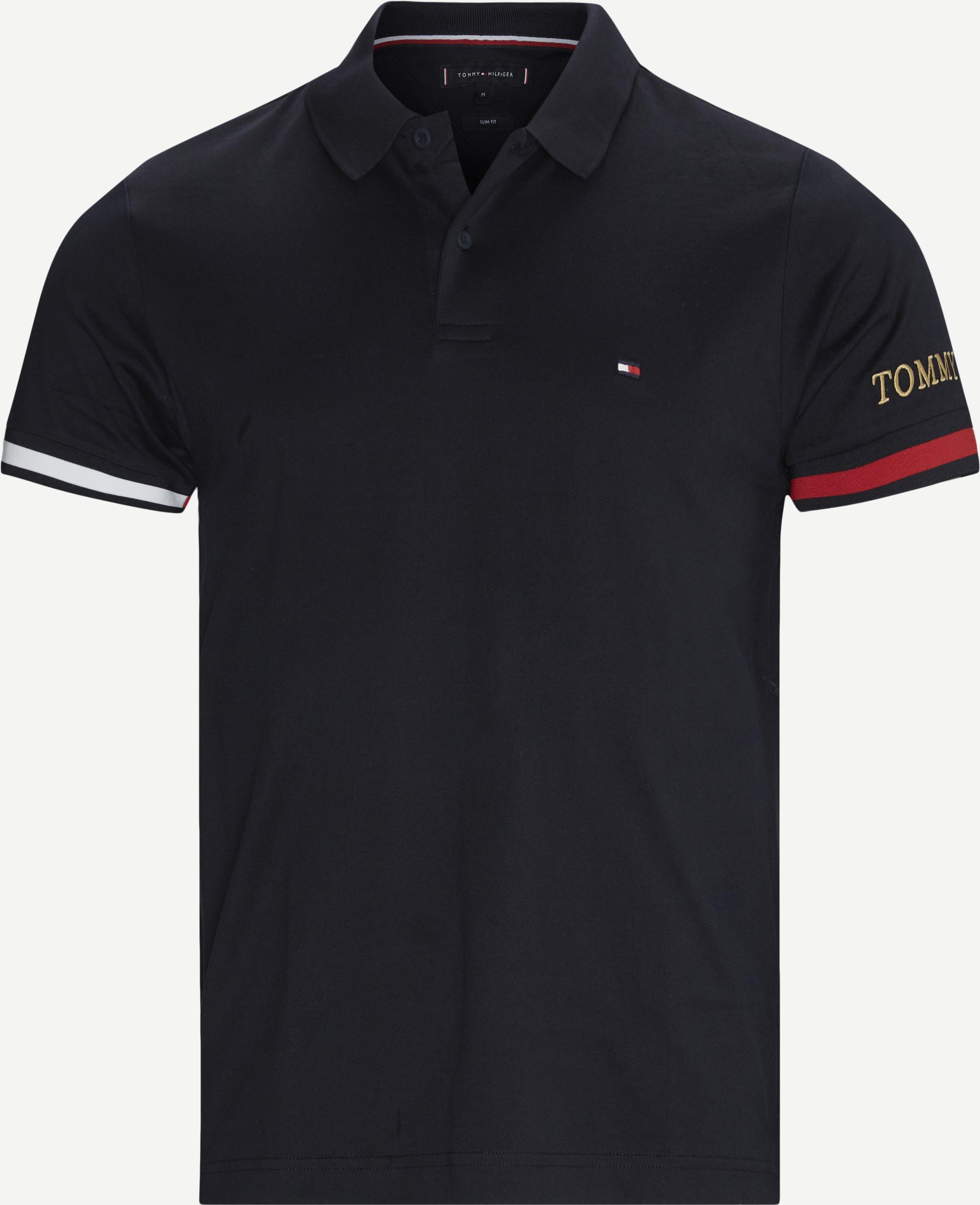 T-Shirts - Slim fit - Blau