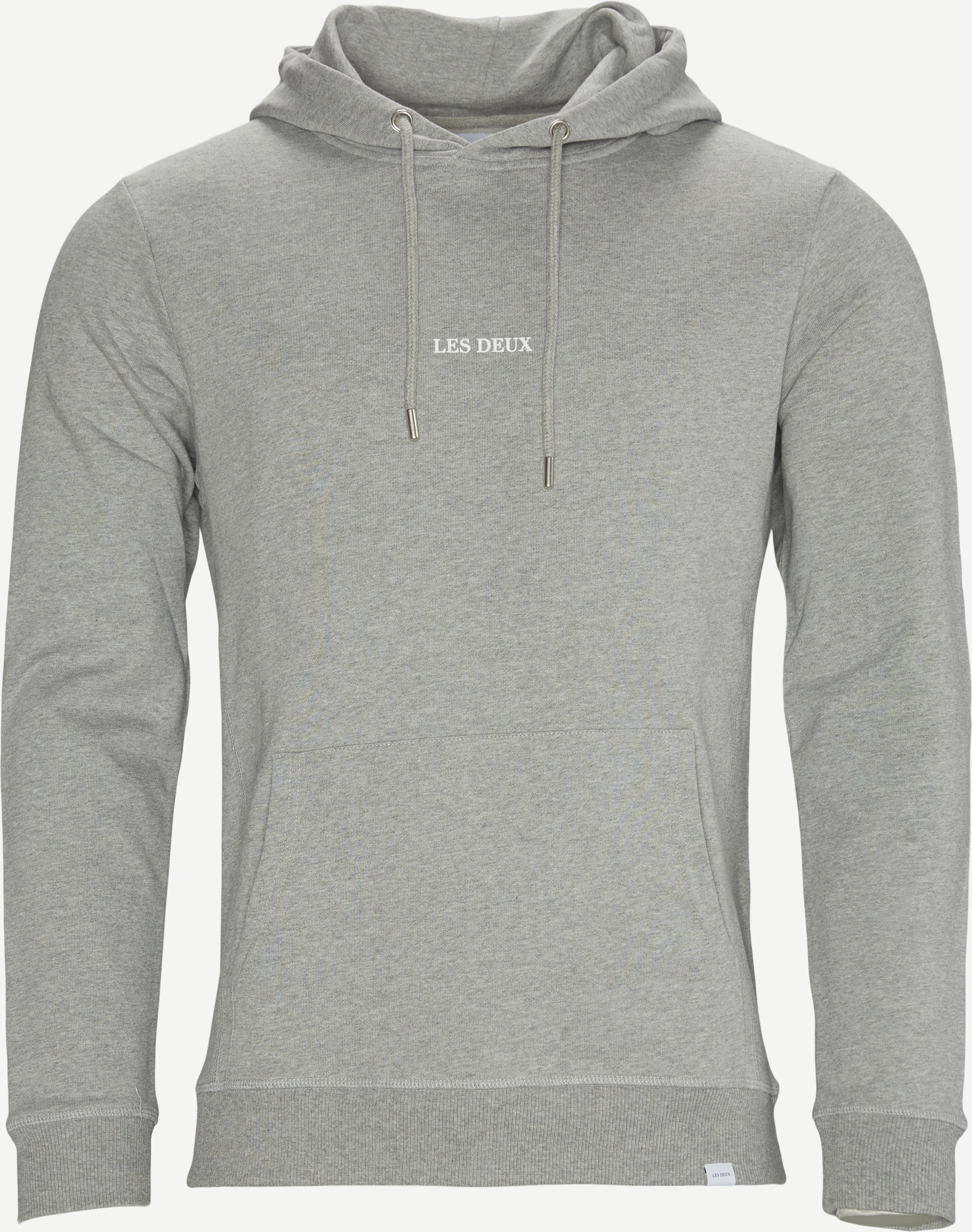 Lens Hoodie - Sweatshirts - Regular - Grey