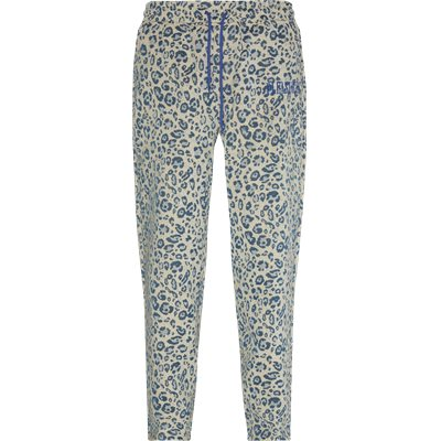 Eclipse Cheetah Beach Pant Relaxed fit | Eclipse Cheetah Beach Pant | Blå