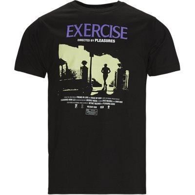 Exercise Tee Regular | Exercise Tee | Svart